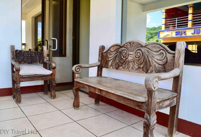 Casa Ariki 2nd Story Balcony