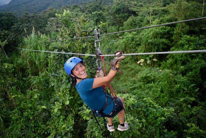 Ecoglide Zip Line Costa Rica