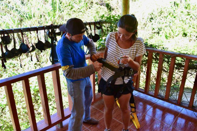 Tree Top Climbing Monteverde