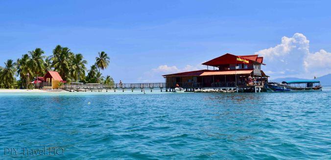 Accommodation on San Blas Islands