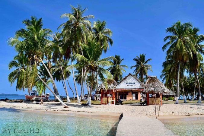 Icodub San Blas Island