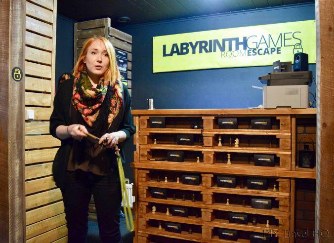 Katarina Labyrinth Games Helsinki