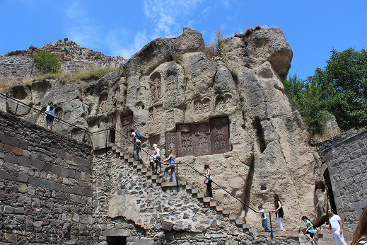 How to get to Geghard Monastery