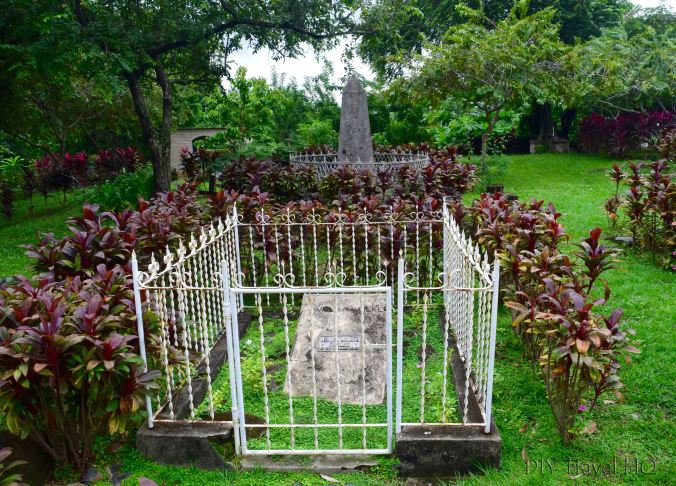 William Walker grave Honduras