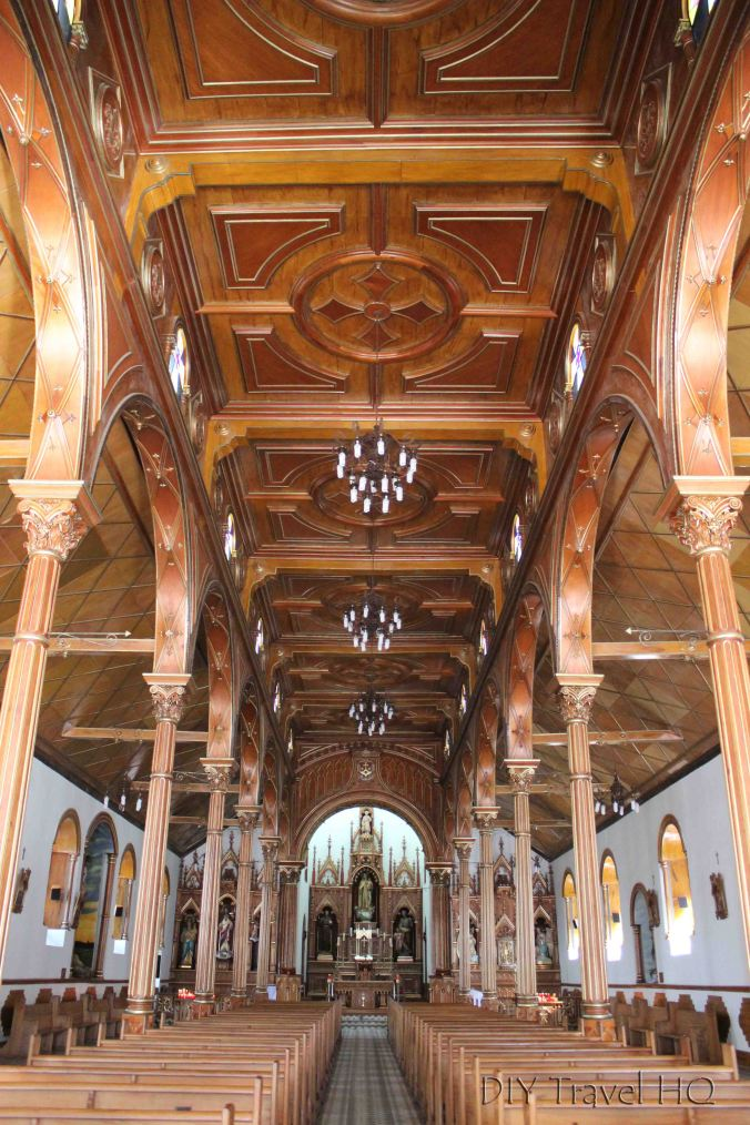 Guatape Cathedral