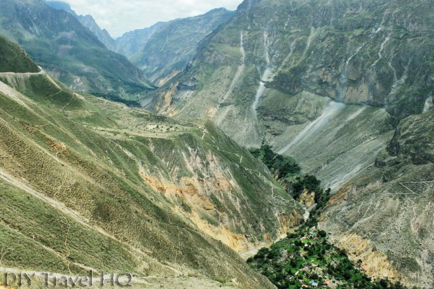 How to Trek Colca Canyon Without a Tour or Guide