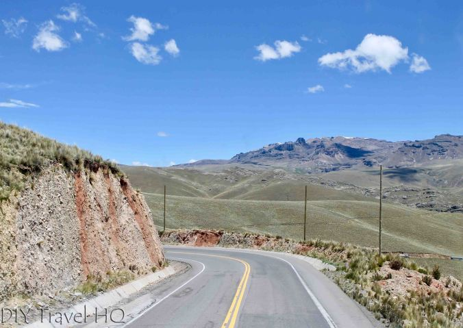 How to get to Colca Canyon