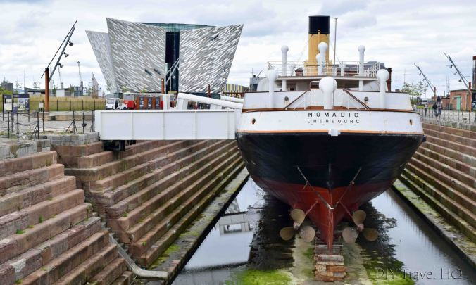 Titanic Belfast SS Nomadic