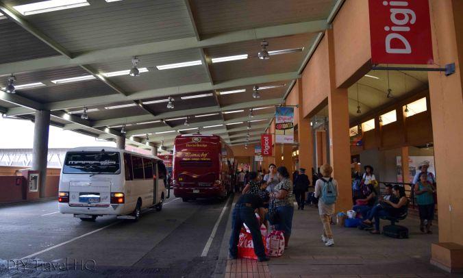 Panama City Albrook Bus Terminal