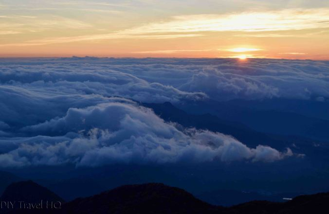 Volcan Baru Sunrise