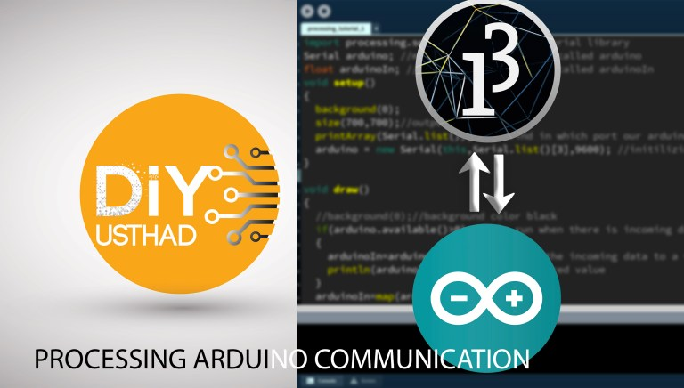 Arduino Processing Serial Communication