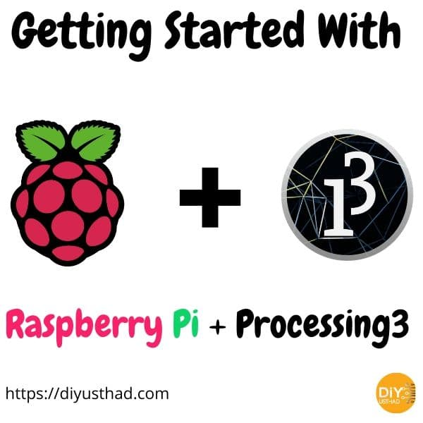 Getting started with RPI+Processsing