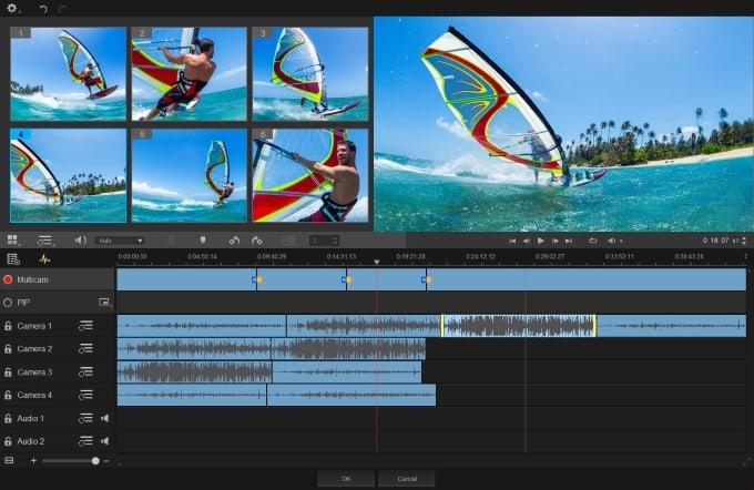 VideoStudio X9 MultiCam-6 camera-680