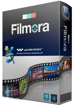 Wondershare Filmora Box shot