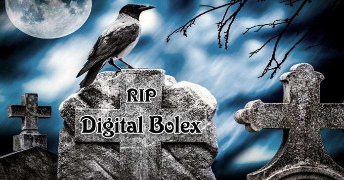 End of life for the digital bolex cinema camera.