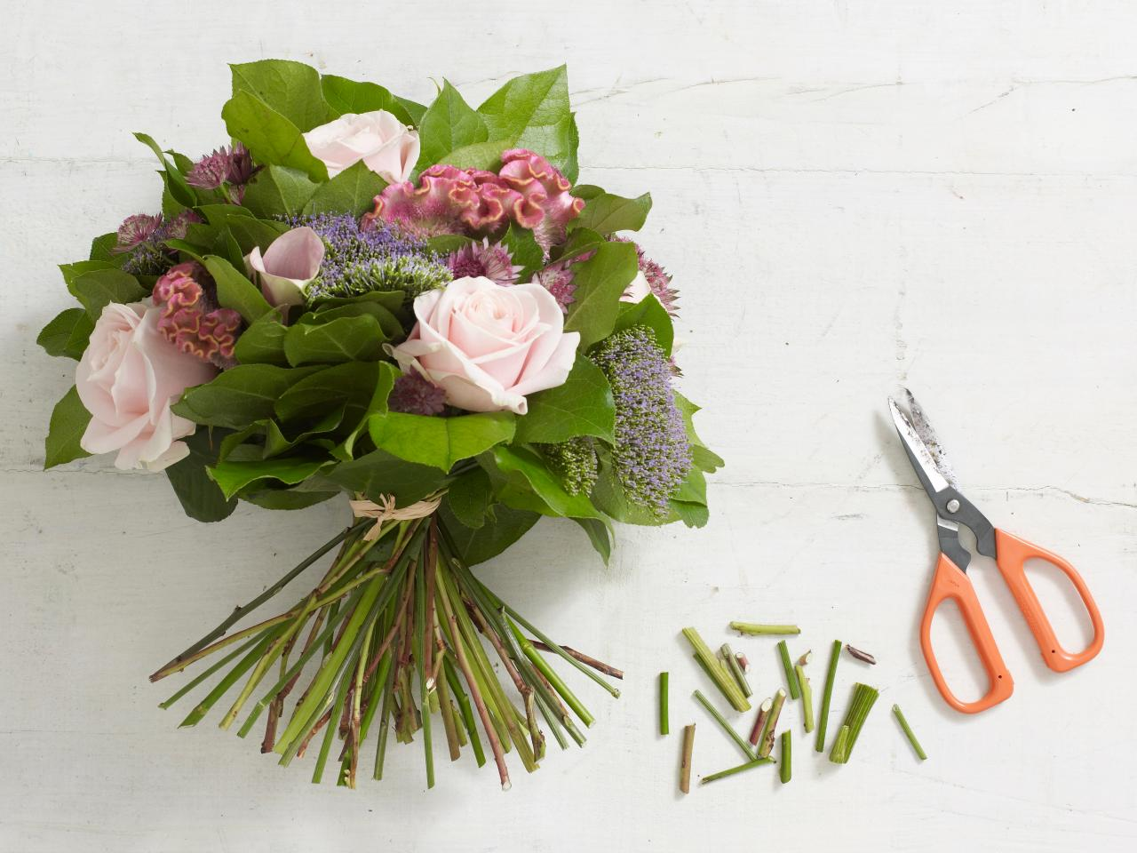 Easy Ways To Make Flower Bouquets Last Longer Diyvila