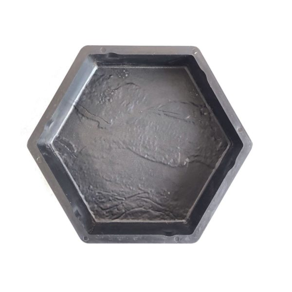 Container paving mould Hexagon