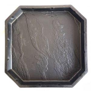 Octagon paving mould