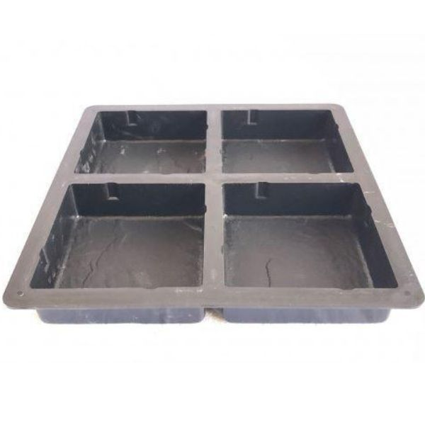 Paver mould 150x150x50mm