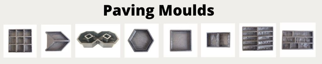 Paving moulds
