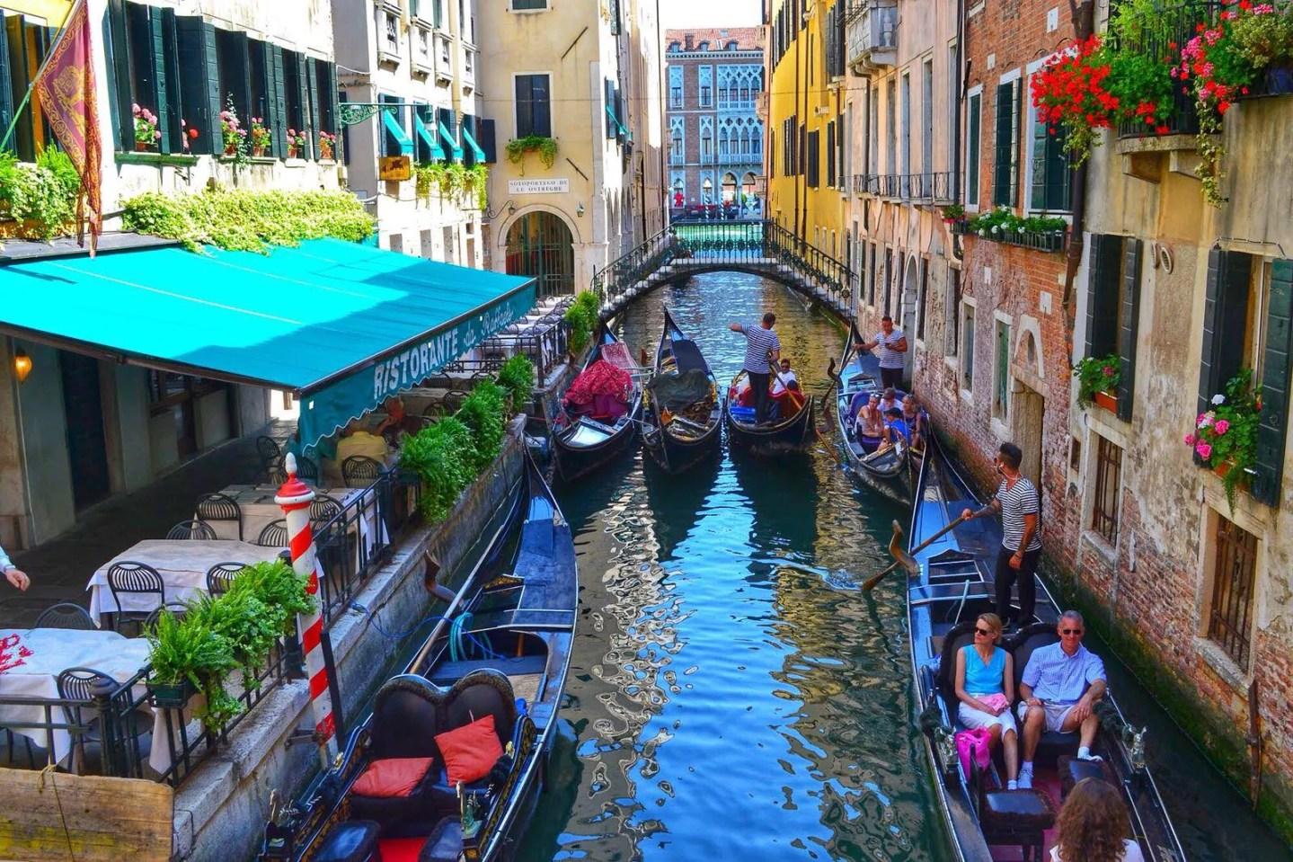 Venice: Travel Diaries