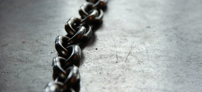 Chain, semantics of being single | See more at www.diywoman.net