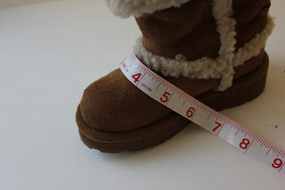 So Stinkin Cute Baby Boots Tutorial
