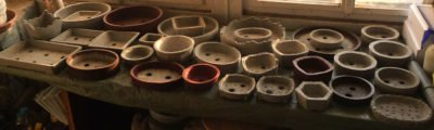 Pots pour bonsayev