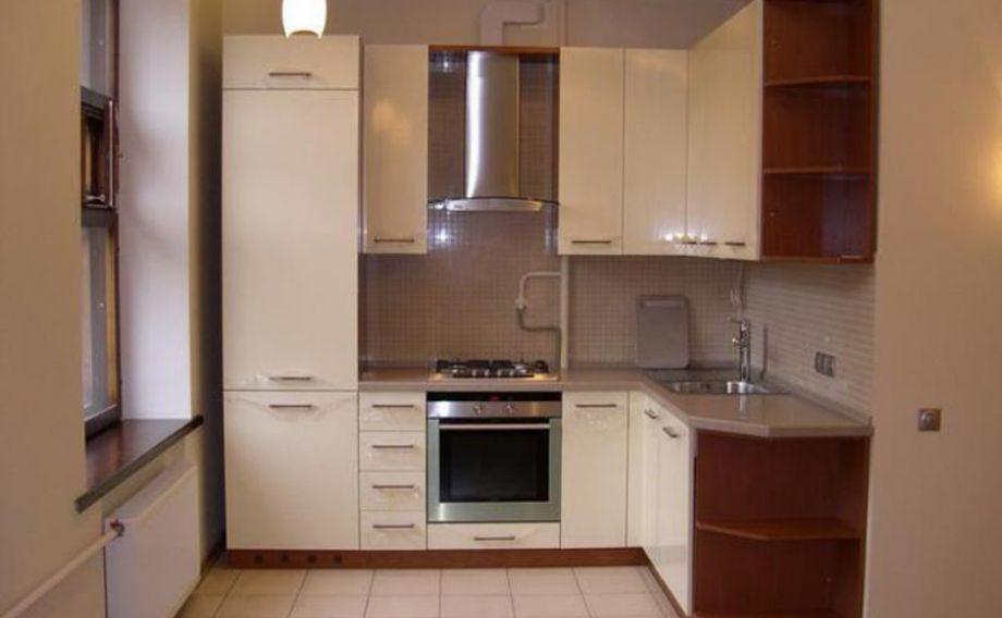 кухня хрущевка с колонкой 5 метров дизайн ремонт без перепланировки 7