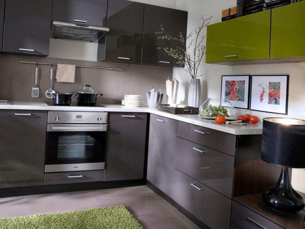 кухня интерьер дизайн фото 5