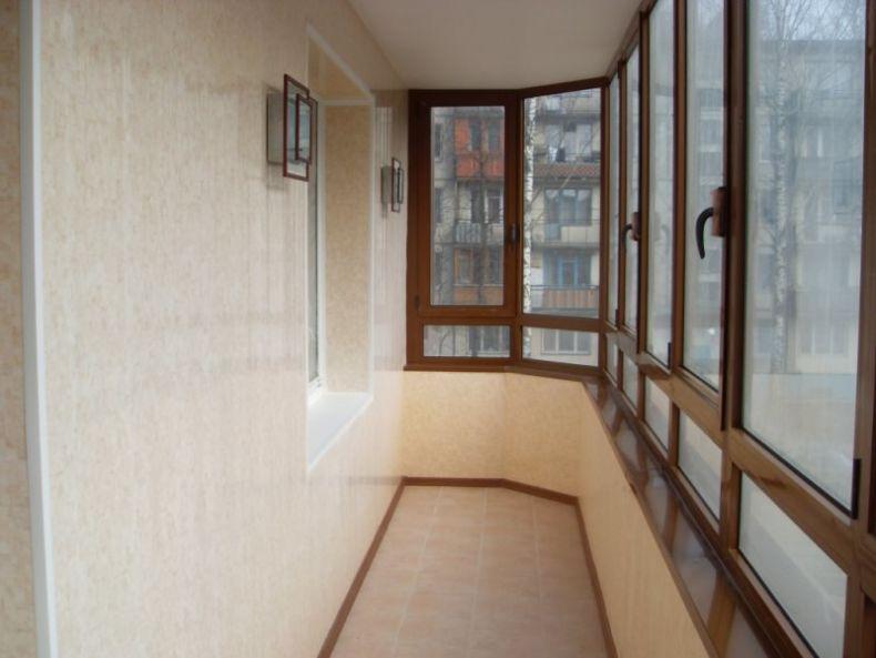 балкон вагонкой дизайн фото 6