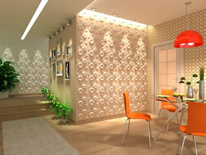 Quali pareti possono essere in cucina. Il design delle ...