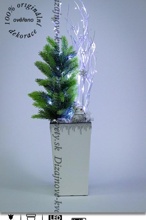 vianočný stromček, smrek, ľad dekorácie, vianočné dekorácie, bytová dekorácie