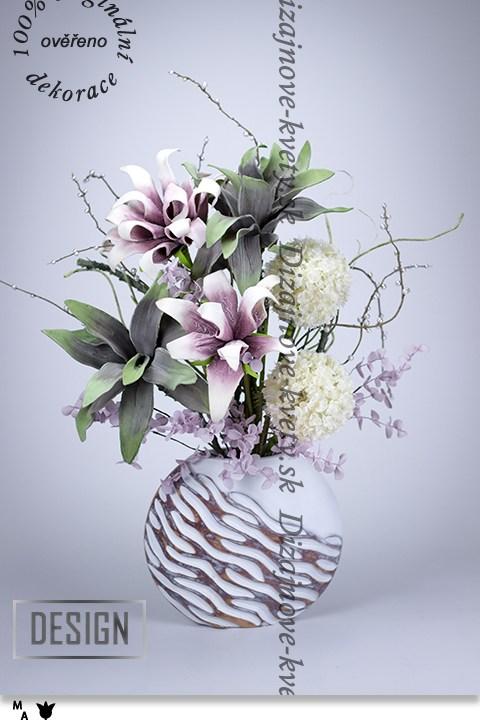tropické kvety, ružové kvety, bytový dizajn, dekorácie do interiéru