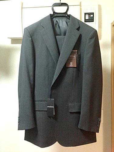 面接 スーツ