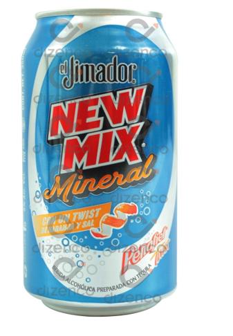 New Mix 350 Mineral Naranja