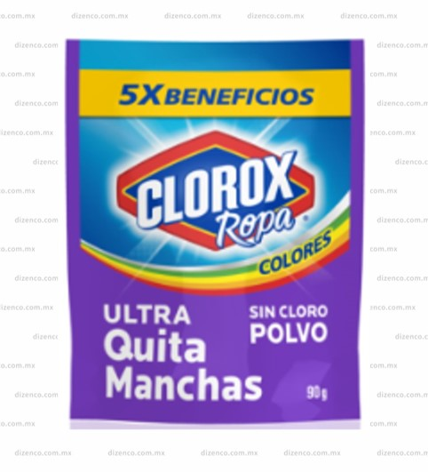 Clorox Quitamanchas Ropa Color Polvo Tira