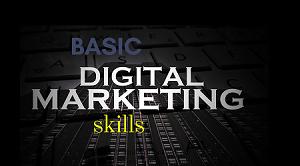 Basic digital marketing skills