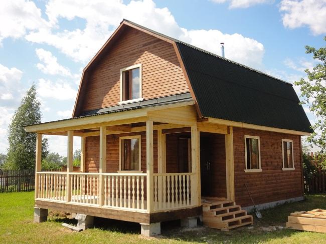 Casa de campo de Bruus