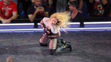 Madonna is fierce.