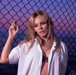 #5. Kylie Minogue. 91 plays.