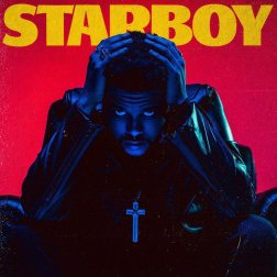 #7 The Weeknd - Starboy - 76 plays