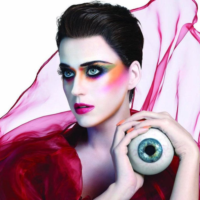 #1 Katy Perry - 163 plays