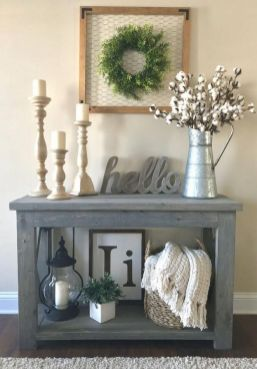20 + Home Decor Ideas Living Room Rustic Farmhouse Style Ideas 48