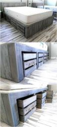 15+ Storage Ideas For Small Spaces Bedroom 25