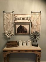 23 + Reason You Didn't Get Farmhouse Decor Living Room Rustic Wall 61