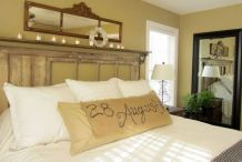 25+ Most Popular Master Bedroom Ideas Rustic Romantic Country 62