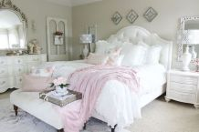 25+ Most Popular Master Bedroom Ideas Rustic Romantic Country 8