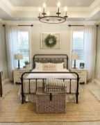25 + That Will Motivate You Master Bedroom Ideas Rustic Farmhouse Style Bedding 10