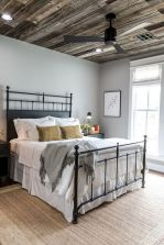 25 + That Will Motivate You Master Bedroom Ideas Rustic Farmhouse Style Bedding 14